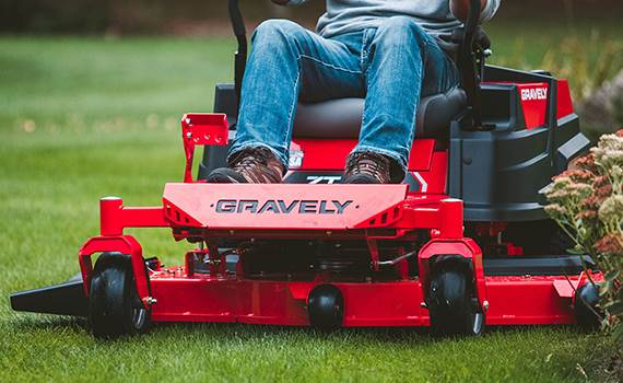 Gravely Financing Promotions