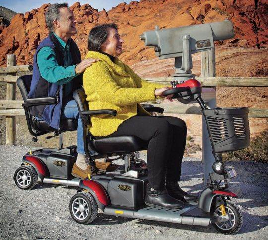 Scooters & Power Chairs