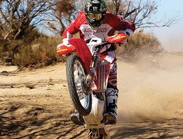 In Stock Dirt Bikes