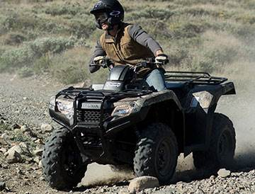 In Stock ATVs
