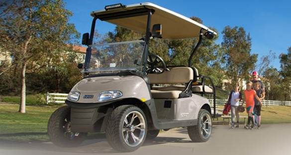 Pre-Owned Golf Cars