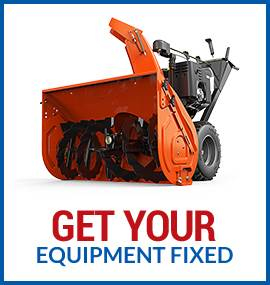 Get Your Equipment Fixed