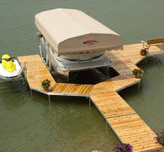 Trailers, Docks, and Lifts
