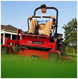 Lawn & Landscape Equipment