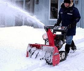 Tackle the Snow this Winter!