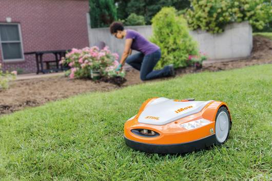 "STIHL iMow-Robot Mower ""Exclusive Local Dealer"""