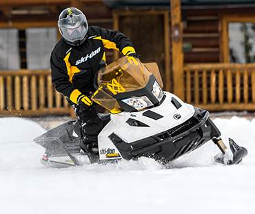 Snowmobile Yellowstone Tours