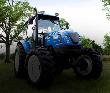 NEW LS TRACTOR