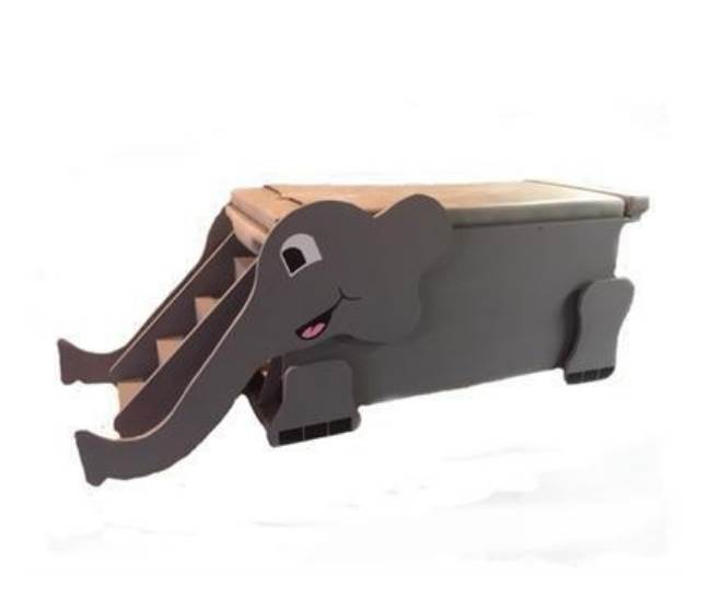 Ped Elephant Table