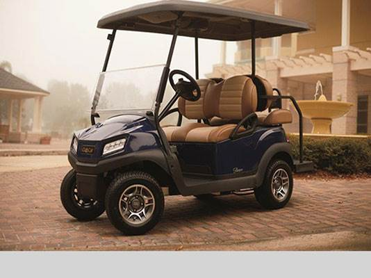 Golf, Utility & Transportation Vehicles