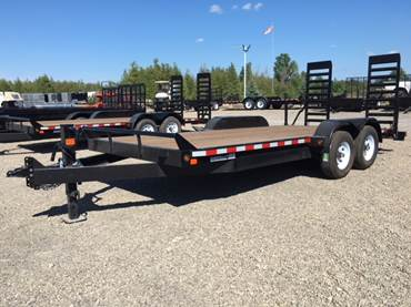 Car/Equipment Trailers