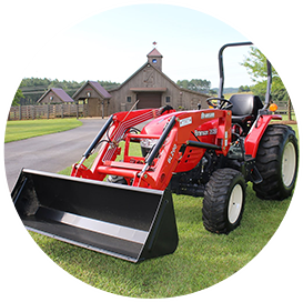 Tractor Wholesale Program