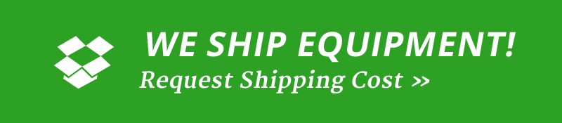 We ship equipment! Request Shipping Cost