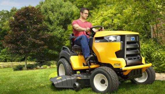 View new cub cadet models