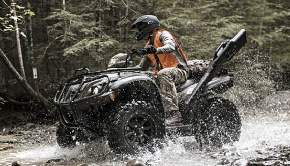 NEW TEXTRON OFF ROAD MODELS