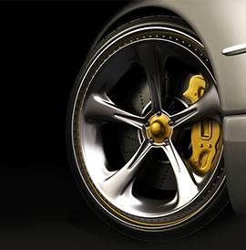 Automotive Wheels and Tires