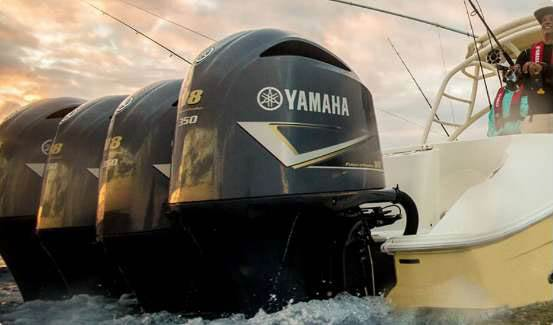 New Yamaha Boat Packages