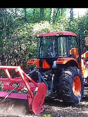 Mulching Equipment