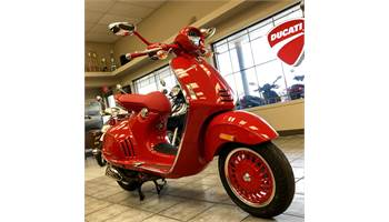 2018 Vespa 946 Red Edition