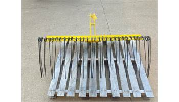3-point Tine / Straw Rake
