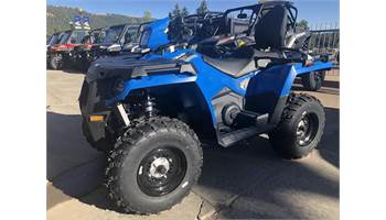 2019 SPORTSMAN TOURING 570 EPS VELOCITY BLUE