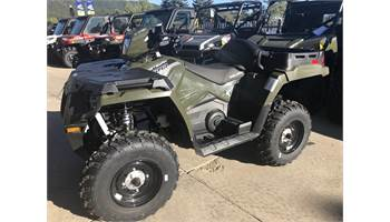 2019 SPORTSMAN X2 570 GREEN