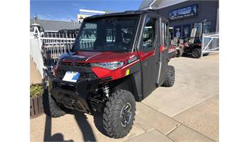 2019 RANGER CREW XP 1000 EPS NORTHSTAR RIDE COMMAND EDITION SUNSET RED