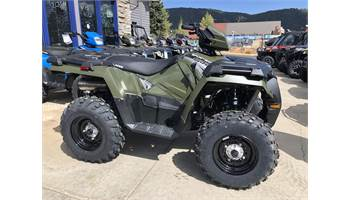 2019 SPORTSMAN 570 EPS GREEN