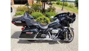 2017 Electra Glide Ultra Limited
