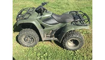 2012 FOURTRAX RANCHER FM EPS 4X4