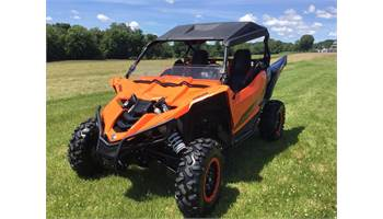 2017 YXZ1000R SS - Blaze Orange/Black