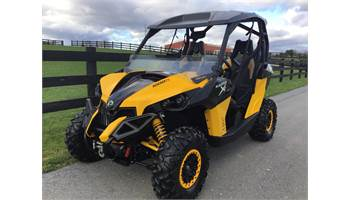 2014 Maverick 1000R X xc DPS™ - Yellow & Black