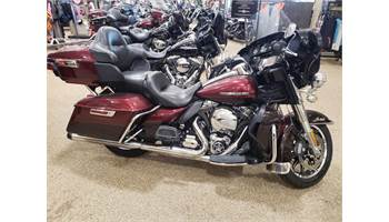 2014 FLHTK Electra Glide® Ultra Limited - Two-Tone