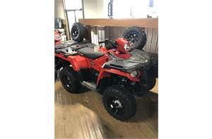 Sportsman® 450 H.O. EPS - Indy Red