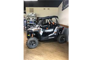 RZR® S 900 EPS - Ghost Gray