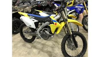 2018 RM-Z250 msrp $7749