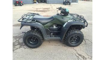 2012 FourTrax Foreman Rubicon With Power Steering