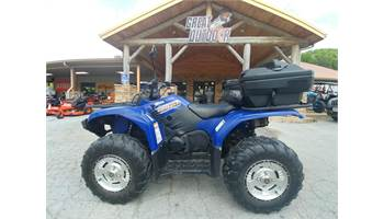 2012 Grizzly 450 Auto. 4x4 - Steel Blue