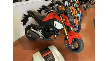 2019 GROM ABS