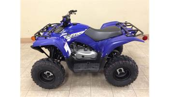 2020 GRIZZLY 90 YAMAHA BLUE
