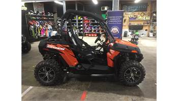 2018 ZForce 800 Trail - Over $800.00 off of the MSRP out the door price!