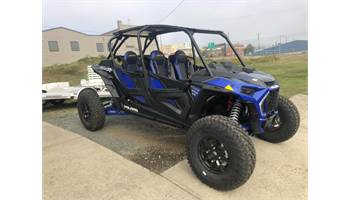2019 RZR XP® 4 Turbo S - Polaris Blue