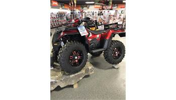 2018 Sportsman® 570 SP - Sunset Red