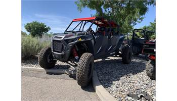 2019 RZR XP® 4 Turbo S Velocity Pro Armour Build