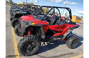 RZR Turbo Indy Red