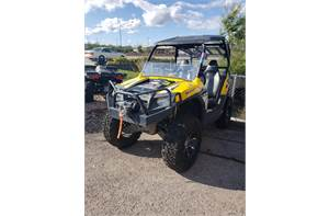 RANGER RZR Competion Yellow