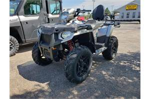 Sportsman 570 Touring Silver Pearl