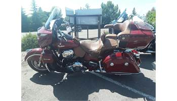 2015 ROADMASTER, INDIAN RED, CAL