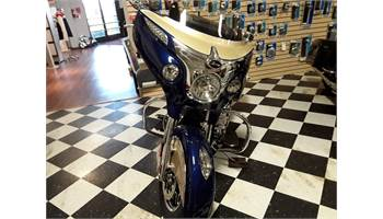 2019 Indian® Chieftain® Classic - BLU/SAND