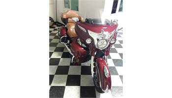 2019 Indian® Roadmaster® - BURG. MET